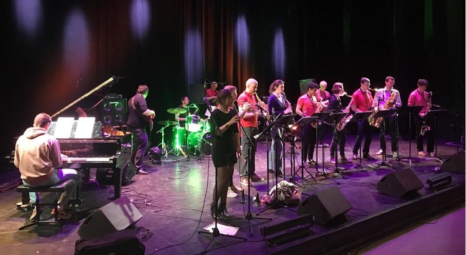 Concert de l'atelier Jazz 'n soul